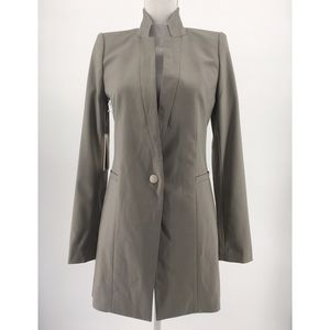 New Artizia Babaton Jacket Blazer Dark Crete Gray